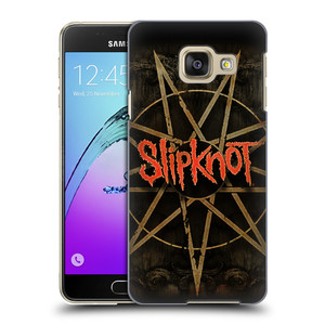 Plastové pouzdro na mobil Samsung Galaxy A3 (2016) HEAD CASE Slipknot - Znak