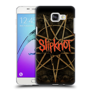 Plastové pouzdro na mobil Samsung Galaxy A5 (2016) HEAD CASE Slipknot - Znak