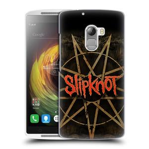 Plastové pouzdro na mobil Lenovo A7010 HEAD CASE Slipknot - Znak