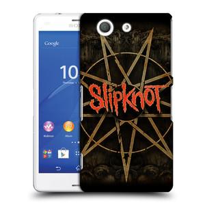 Plastové pouzdro na mobil Sony Xperia Z3 Compact D5803 HEAD CASE Slipknot - Znak