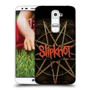 Plastové pouzdro na mobil LG G2 HEAD CASE Slipknot - Znak