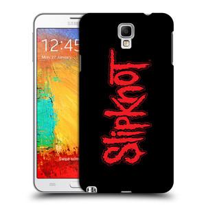 Plastové pouzdro na mobil Samsung Galaxy Note 3 Neo HEAD CASE Slipknot - Logo