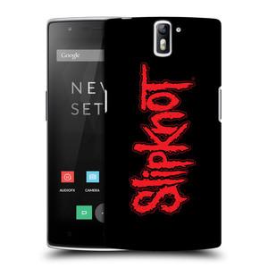 Plastové pouzdro na mobil OnePlus One HEAD CASE Slipknot - Logo
