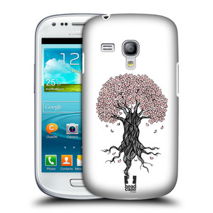 Plastové pouzdro na mobil Samsung Galaxy S3 Mini VE HEAD CASE BLOSSOMS TREE