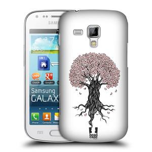 Plastové pouzdro na mobil Samsung Galaxy S Duos 2 HEAD CASE BLOSSOMS TREE