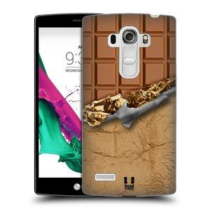 Plastové pouzdro na mobil LG G4s HEAD CASE ČOKOFOILED