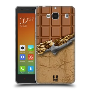 Silikonové pouzdro na mobil Xiaomi Redmi 2 HEAD CASE ČOKOFOILED