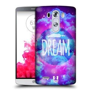 Plastové pouzdro na mobil LG G3 HEAD CASE CHROMATIC DREAM