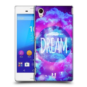 Plastové pouzdro na mobil Sony Xperia M4 Aqua E2303 HEAD CASE CHROMATIC DREAM