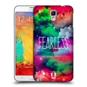 Plastové pouzdro na mobil Samsung Galaxy Note 3 Neo HEAD CASE CHROMATIC FEARLESS