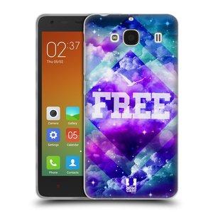 Silikonové pouzdro na mobil Xiaomi Redmi 2 HEAD CASE CHROMATIC FREE
