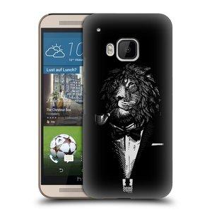 Plastové pouzdro na mobil HTC ONE M9 HEAD CASE LEV V KVÁDRU