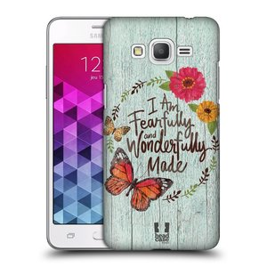 Plastové pouzdro na mobil Samsung Galaxy Grand Prime VE HEAD CASE LIFE IN THE COUNTRY WONDERFULLY