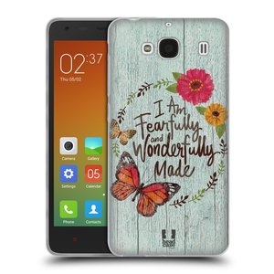 Silikonové pouzdro na mobil Xiaomi Redmi 2 HEAD CASE LIFE IN THE COUNTRY WONDERFULLY