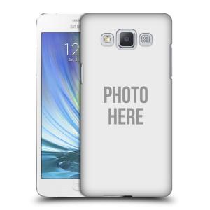 Plastové pouzdro na mobil Samsung Galaxy A5 HEAD CASE s vlastním motivem
