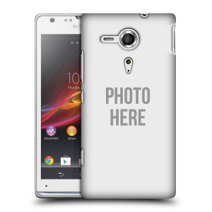 Plastové pouzdro na mobil Sony Xperia SP C5303 HEAD CASE s vlastním motivem