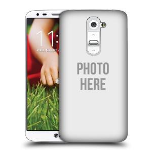 Plastové pouzdro na mobil LG G2 HEAD CASE s vlastním motivem