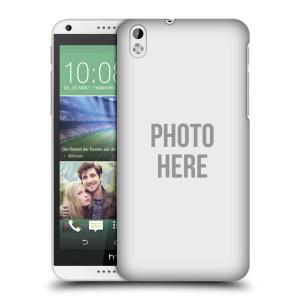 Plastové pouzdro na mobil HTC Desire 816 HEAD CASE s vlastním motivem