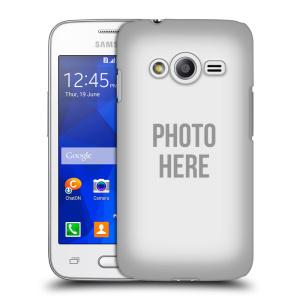 Plastové pouzdro na mobil Samsung Galaxy Trend 2 Lite HEAD CASE s vlastním motivem