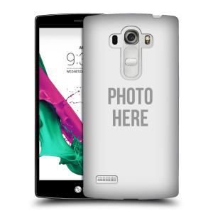 Plastové pouzdro na mobil LG G4s HEAD CASE s vlastním motivem
