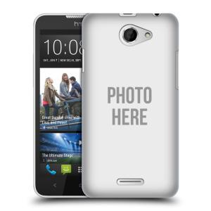 Plastové pouzdro na mobil HTC Desire 516 HEAD CASE s vlastním motivem