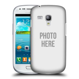 Plastové pouzdro na mobil Samsung Galaxy S III Mini HEAD CASE s vlastním motivem