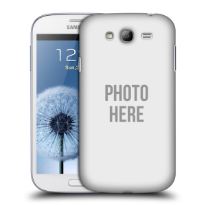 Plastové pouzdro na mobil Samsung Galaxy Grand Neo Plus HEAD CASE s vlastním motivem