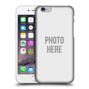 Plastové pouzdro na mobil Apple iPhone 6 HEAD CASE s vlastním motivem
