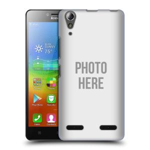Plastové pouzdro na mobil Lenovo A6000 HEAD CASE s vlastním motivem