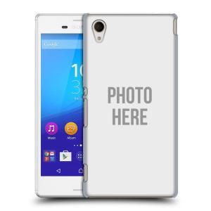 Plastové pouzdro na mobil Sony Xperia M4 Aqua E2303 HEAD CASE s vlastním motivem
