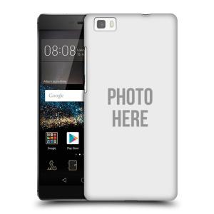 Plastové pouzdro na mobil Huawei P8 Lite HEAD CASE s vlastním motivem