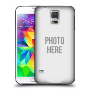 Plastové pouzdro na mobil Samsung Galaxy S5 HEAD CASE s vlastním motivem