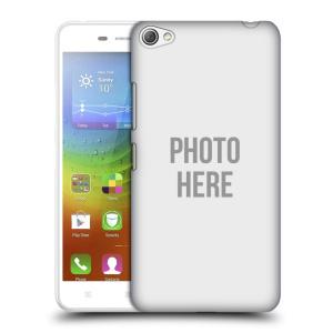 Plastové pouzdro na mobil Lenovo S60 HEAD CASE s vlastním motivem