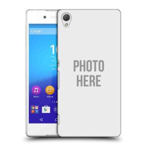 Plastové pouzdro na mobil Sony Xperia Z3+ (Plus) HEAD CASE s vlastním motivem