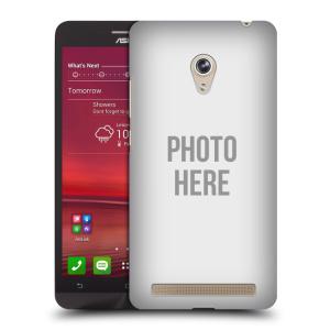 Plastové pouzdro na mobil Asus Zenfone 6 HEAD CASE s vlastním motivem