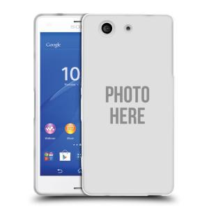 Silikonové pouzdro na mobil Sony Xperia Z3 Compact D5803 HEAD CASE s vlastním motivem