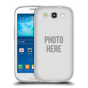 Silikonové pouzdro na mobil Samsung Galaxy S3 Neo HEAD CASE s vlastním motivem