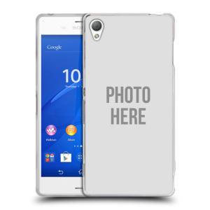 Silikonové pouzdro na mobil Sony Xperia Z3 D6603 HEAD CASE s vlastním motivem