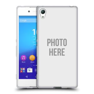 Silikonové pouzdro na mobil Sony Xperia Z3+ (Plus) HEAD CASE s vlastním motivem