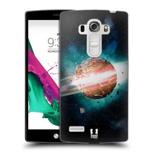 Plastové pouzdro na mobil LG G4s HEAD CASE UNIVERSE EXPLOSION