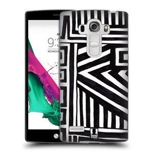 Plastové pouzdro na mobil LG G4s HEAD CASE DOODLE GEOMETRIC