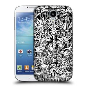 Plastové pouzdro na mobil Samsung Galaxy S4 HEAD CASE VOODOO ZVÍŘÁTKA