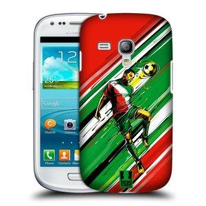 Plastové pouzdro na mobil Samsung Galaxy S3 Mini VE HEAD CASE HLAVIČKA