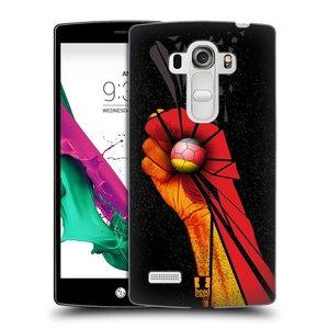 Plastové pouzdro na mobil LG G4s HEAD CASE OLE NĚMECKO