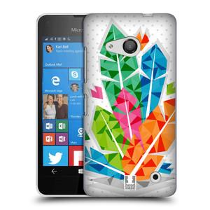 Plastové pouzdro na mobil Microsoft Lumia 550 HEAD CASE PÍRKA BUNCH