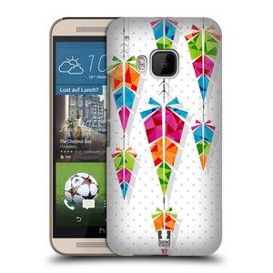 Plastové pouzdro na mobil HTC ONE M9 HEAD CASE PÍRKA CHIMES