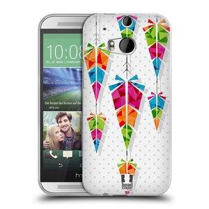 Silikonové pouzdro na mobil HTC ONE M8 HEAD CASE PÍRKA CHIMES