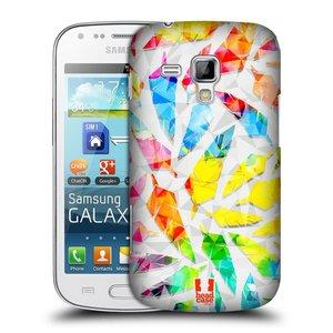Plastové pouzdro na mobil Samsung Galaxy S Duos HEAD CASE PÍRKA WATERCOLOUR