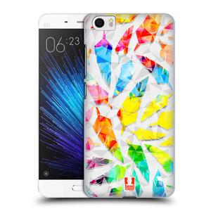 Plastové pouzdro na mobil Xiaomi Mi5 HEAD CASE PÍRKA WATERCOLOUR