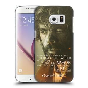 Plastové pouzdro na mobil Samsung Galaxy S7 HEAD CASE Hra o trůny - Tyrion Lannister